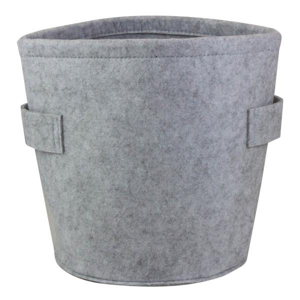 Filzbox Grau