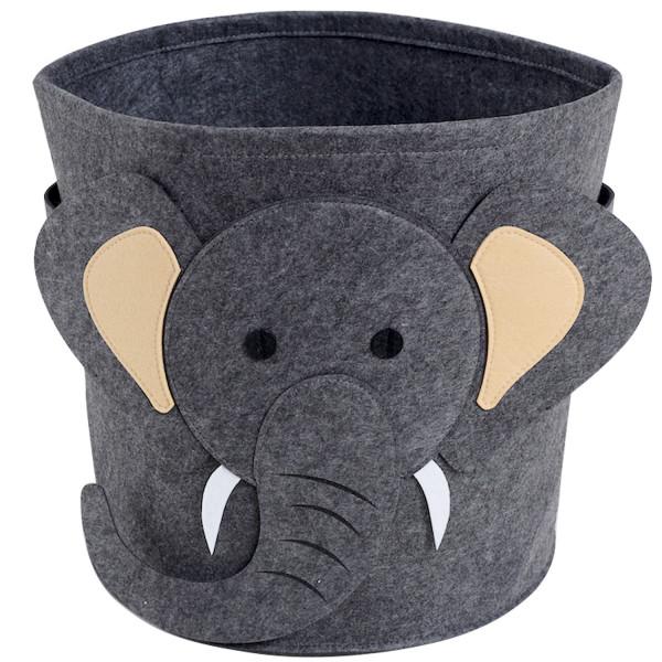 Filzbox Elefant