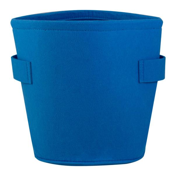Filzbox Blau