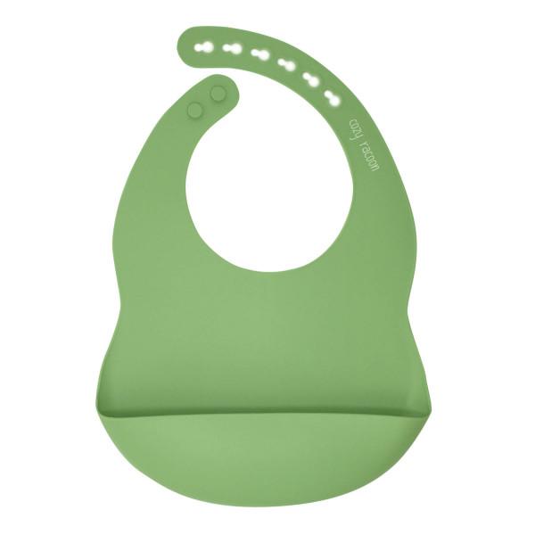 Silikonlätzchen Grün